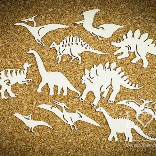 Set de Dinosaurios- Dino Land.