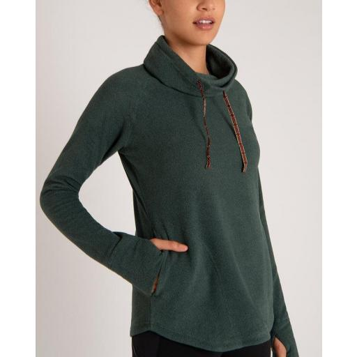SHERPA ROLPA PULLOVER