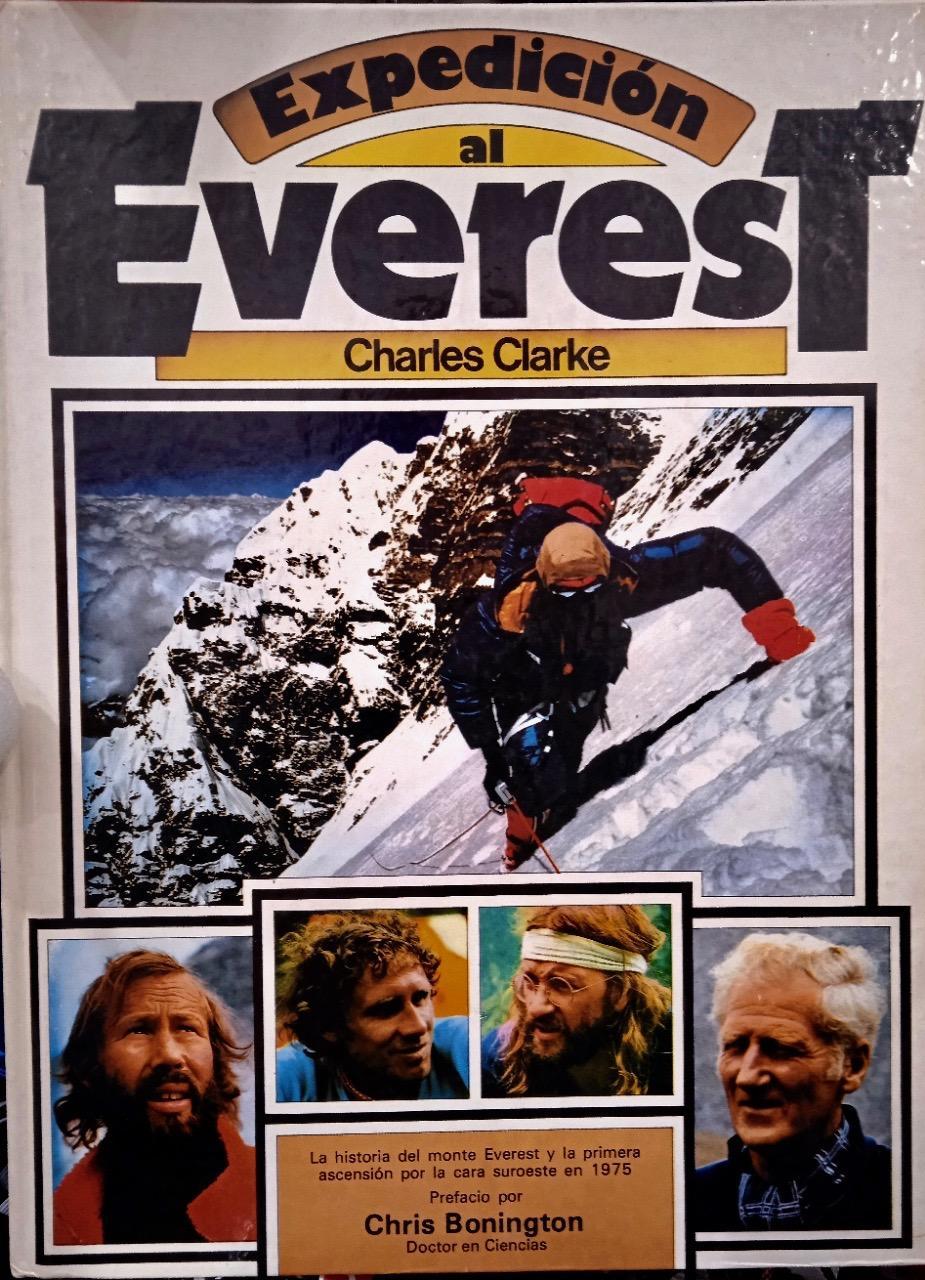 EXPEDICIÓN AL EVEREST, Charles Clarke