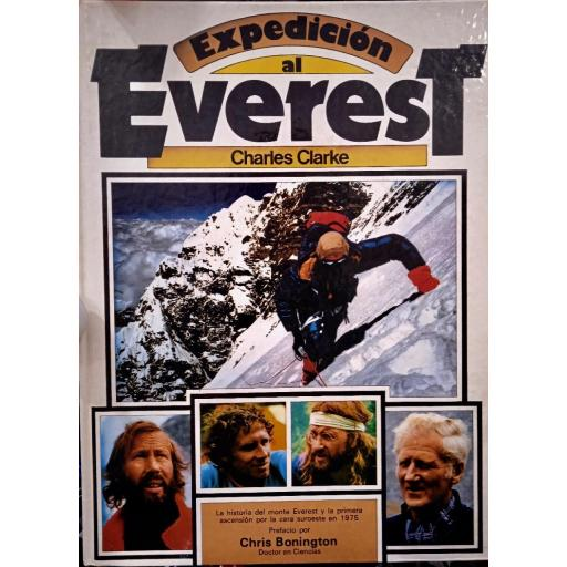 EXPEDICIÓN AL EVEREST, Charles Clarke