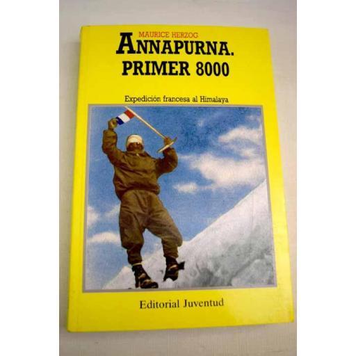 ANNAPURNA PRIMER 8000, Maurice Herzog