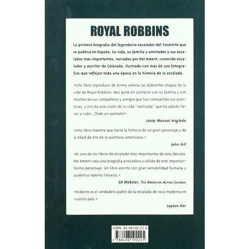 ROYAL ROBBINS, EL ESPÍRITU DE UNA ÉPOCA, Pat Ament [1]