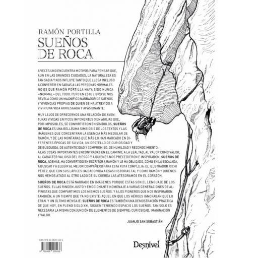 SUEÑOS DE ROCA, Ramón Portilla y Richi Pérez [1]