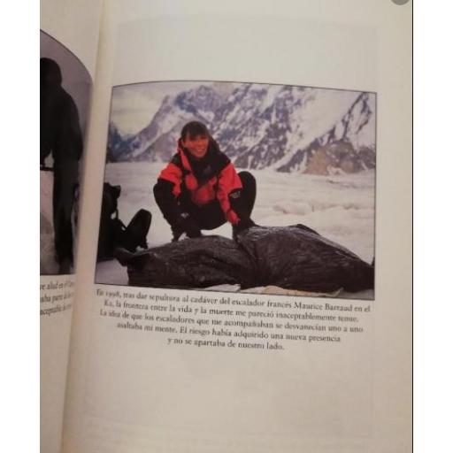 K2 LA LUCHA DE UNA MUJER POR LA CUMBRE, Heidi Howkins [1]