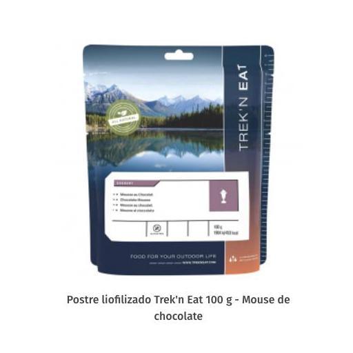 MOUSSE DE CHOCOLATE  100G LIOFILIZADA TREK'N EAT [0]