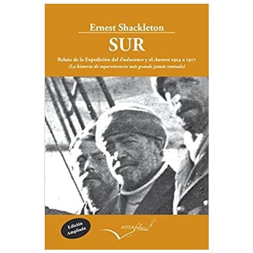 SUR, Ernest Shackleton
