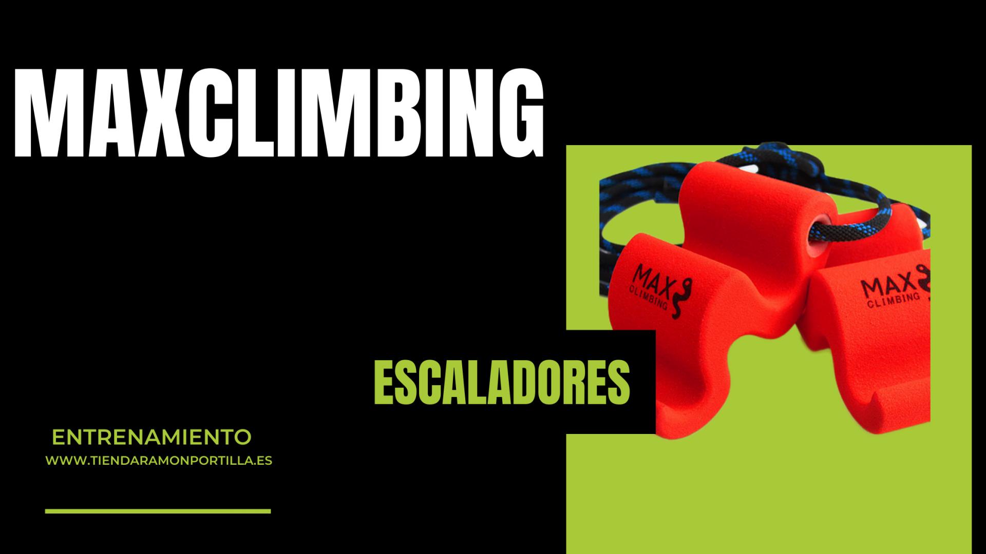 ENTRENAMIENTO DE ALTA CALIDAD PARA ESCALADORES-MAX CLIMBING