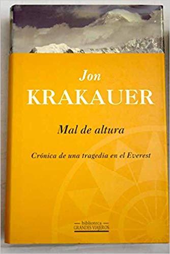 Mal de altura ( Jon Krakauer)