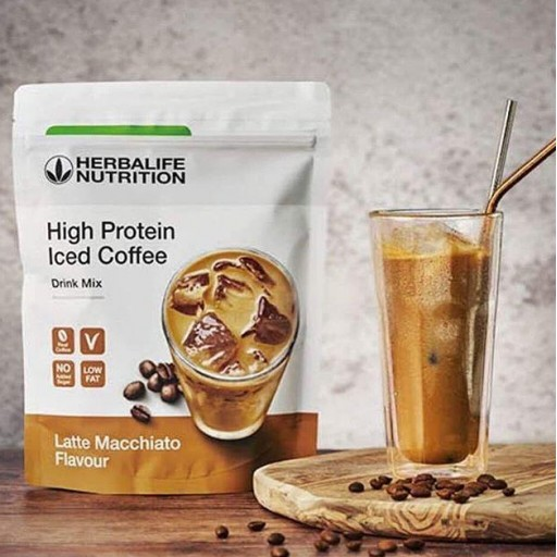High Protein Iced Coffee 308 g [1]