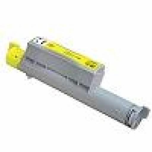 XEROX PHASER 6360 AMARILLO toner alternativo 106R01216
