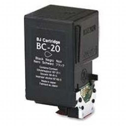 CANON BX20/BC20 NEGRO cartucho alternativo 0896A002