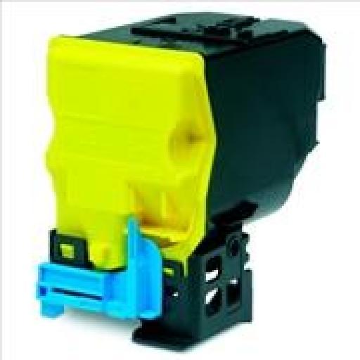 EPSON ACULASER C3900/CX37 AMARILLO toner alternativo C13S050590