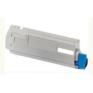 OKI C5650/C5750 CYAN toner alternativo 43872307