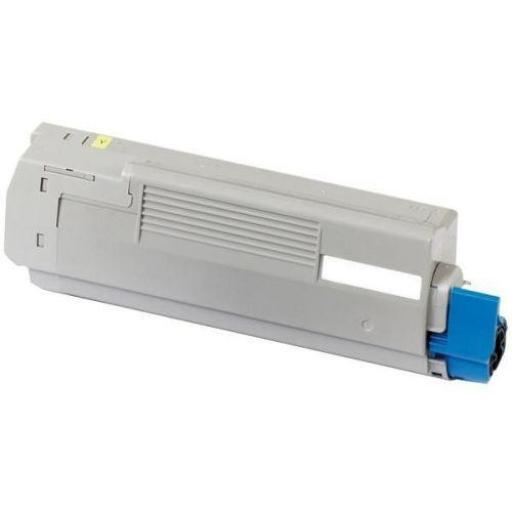 OKI C5850/C5950/MC560 CYAN toner alternativo 43865723