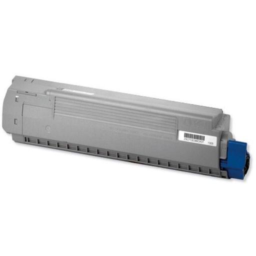 OKI C810/C830 CYAN toner alternativo 44059107