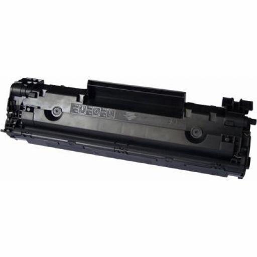 HP CB436A NEGRO toner alternativo Nº36A