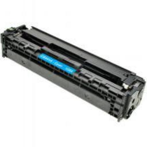 HP CB541A CYAN  toner alternativo Nº125A/128A  [0]
