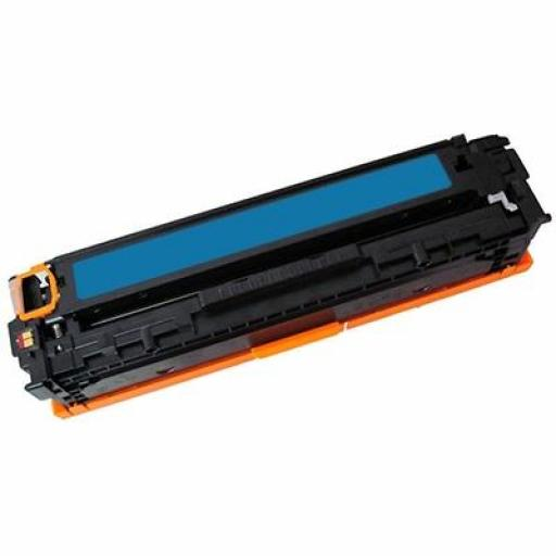HP CC531A CYAN toner alternativo Nº304A