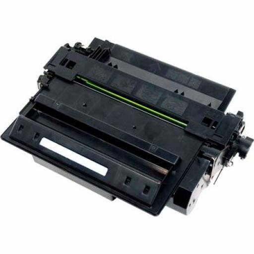 HP CE255X NEGRO  toner alternativo  Nº55X