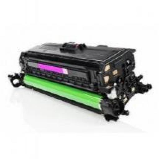 HP CE403A MAGENTA toner alternativo Nº507A