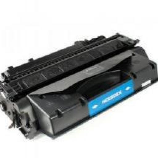 HP CE505X toner alternativo