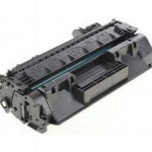 HP CF280A NEGRO cartucho de toner alternativo Nº80A