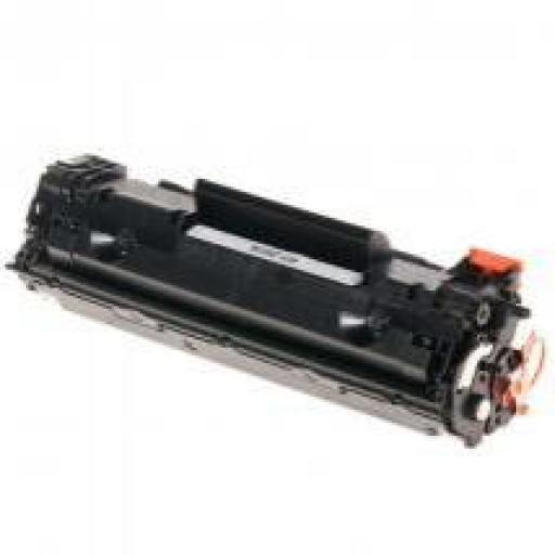 HP CF283X NEGRO cartucho de toner alternativo Nº83X