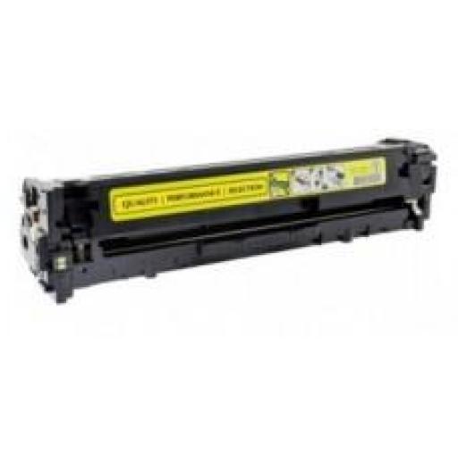 HP CF532A AMARILLO cartucho de toner alternativo Nº205A