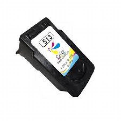 CANON CL513 TRICOLOR cartucho de tinta alternativo 2971B001
