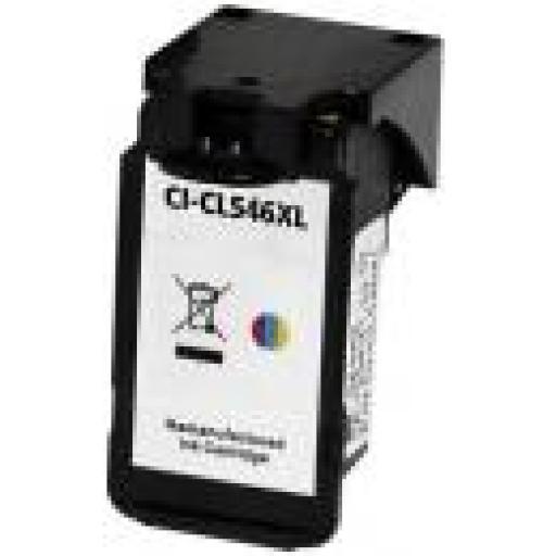 CANON CL546XL TRICOLOR cartucho alternativo 8288B001