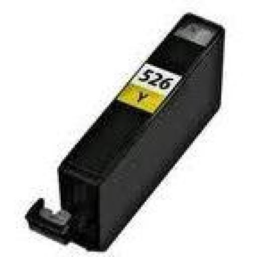 CANON CLI526 AMARILLO cartucho alternativo 4543B001