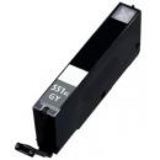 CANON CLI551XL GRIS cartucho alternativo 6447B001