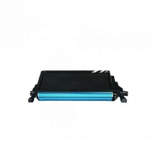 SAMSUNG CLP600/CLP650 CYAN toner alternativo CLP-C600A