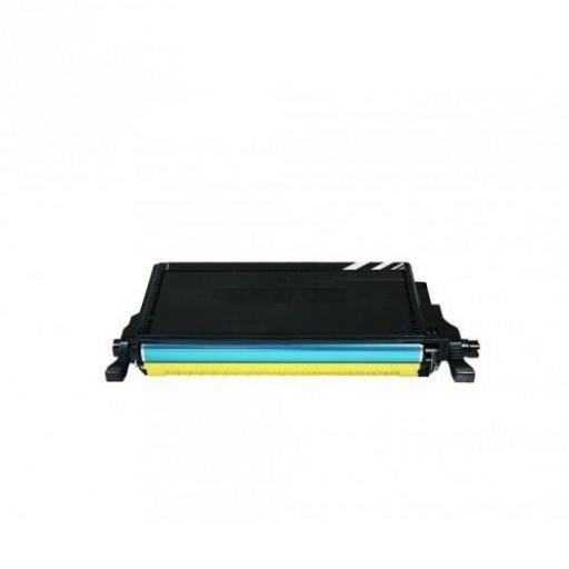 SAMSUNG CLP600/CLP650 AMARILLO toner alternativo CLP-Y600A [0]