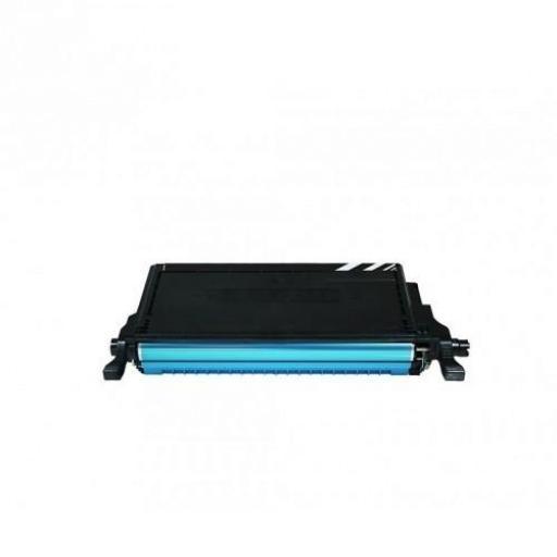 SAMSUNG CLP620/CLP670 CYAN cartucho de toner alternativo CLT-C5082L