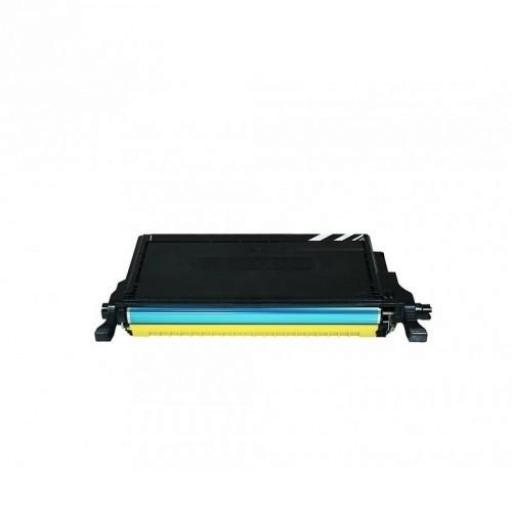 SAMSUNG CLP620/CLP670 AMARILLO cartucho de toner alternativo CLT-Y5082L