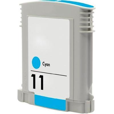 HP 11 CYAN cartucho alternativo C4836AE