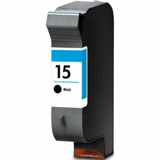 HP Nº15  cartucho alternativo C6615DE