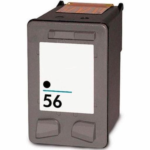 HP 56 cartucho alternativo C6656AE.