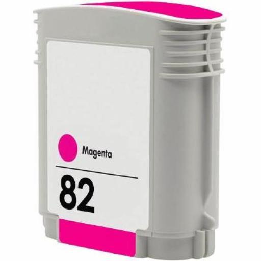 HP 82 MAGENTA cartucho alternativo C4912A