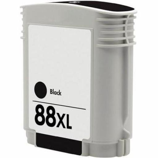 HP 88 NEGRO cartucho alternativo C9396A