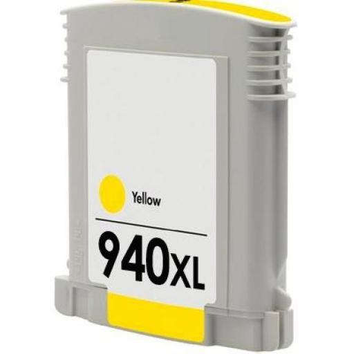 HP 940XL AMARILLO C4909AE