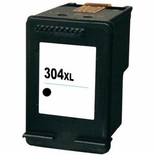 HP 304XL NEGRO N9K08AE/N9K06AE