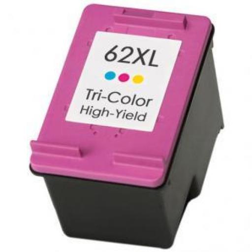 HP 62XL TRICOLOR C2P07AE
