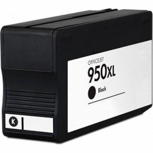HP 950XL CARTUCHO COMPATIBLE NEGRO CN045AE