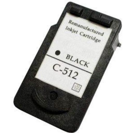CANON PG512 NEGRO cartucho de tinta alternativo 2969B001