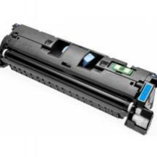 HP Q3961A CYAN toner alternativo Nº122A
