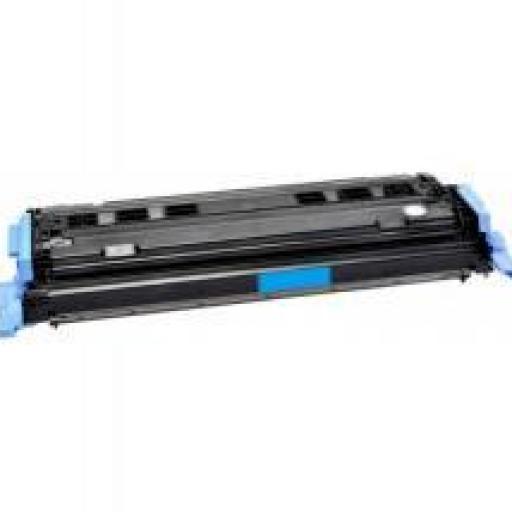 HP Q6001A. COLOR CYAN  HP124A  toner alternativo