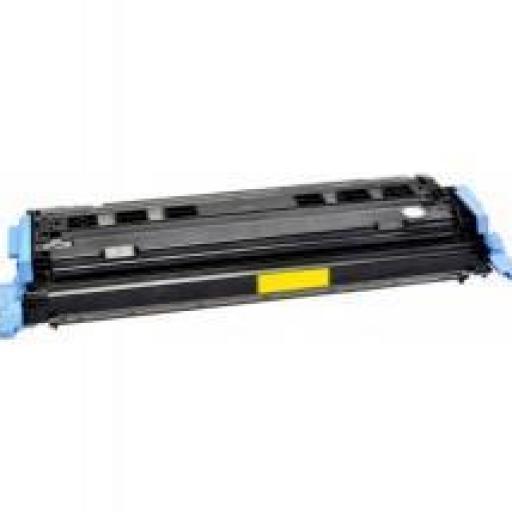 HP Q6002A. COLOR AMARILLO   HP124A  toner alternativo