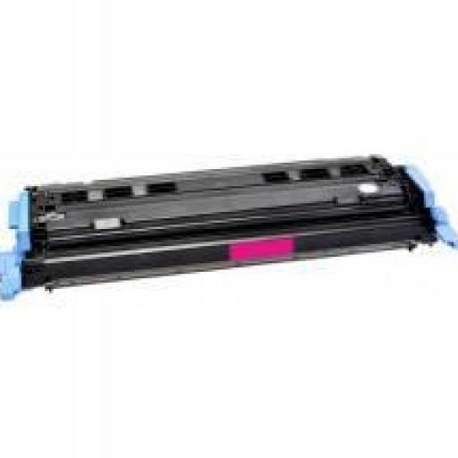 HP Q6003A COLOR MAGENTA HP124A  toner alternativo